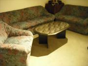 Couchgarnitur 3-teilig,