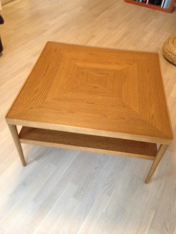 Couchtisch ikea stockholm neuesten design for Ikea wohnzimmertisch quadratisch