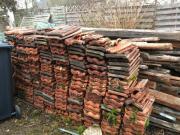 Dachziegel zu verschenken (