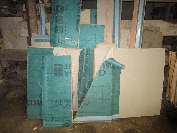 d mmplatten aufdachd mmung braas monier clima comfort in lautertal sonstiges material f r den. Black Bedroom Furniture Sets. Home Design Ideas