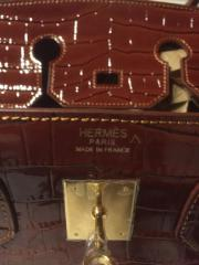 Damen Birkin bag