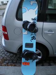 Damen Snowboard Fever