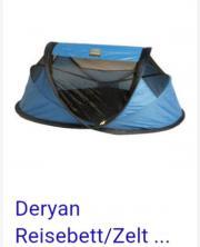 DERYAN Kinderzelt / Reisebett