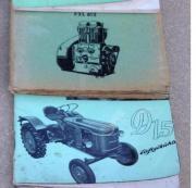 Deutz Traktor D15,
