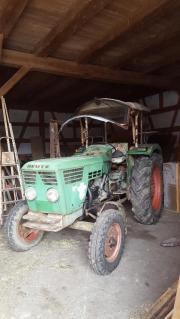 Deutz Traktor Deutz