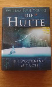Die Hütte Buch