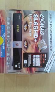Digitaler HD Satelliten-