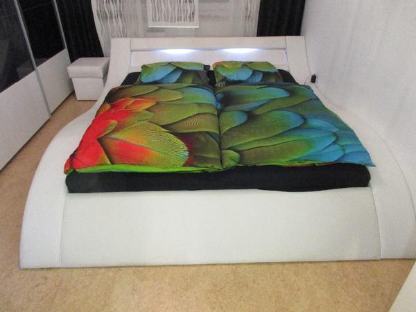 doppelbett ehebett luxusbett polsterbett welle in n rnberg betten kaufen und verkaufen ber. Black Bedroom Furniture Sets. Home Design Ideas