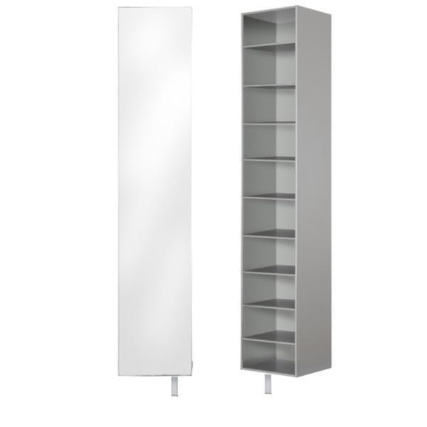 Garderobe Schuhschrank Ikea ~ Drehspiegelschrank, Schuhschrank in Emsbüren  Garderobe, Flur