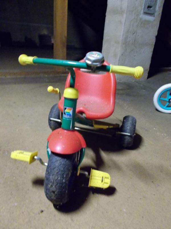 Dreirad super cool von kettler in brücken sonstiges