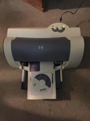 Drucker HP 656