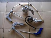 Druckluft Kompressor-Set