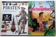 Dschungelbuch + Piraten, Großformat