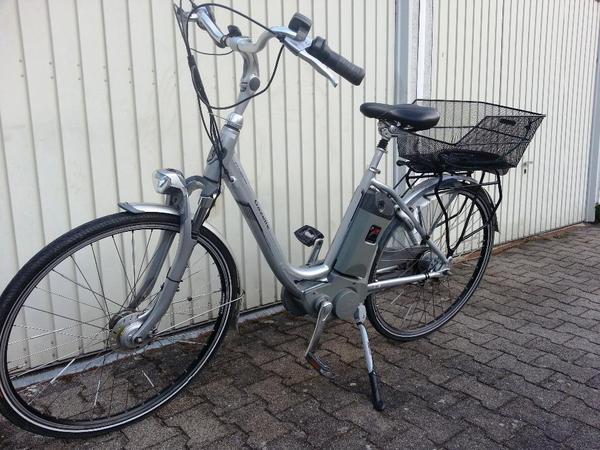 e bike gazelle easy glider pedelec in mannheim damen. Black Bedroom Furniture Sets. Home Design Ideas