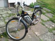 E- Fahrrad Elektrofahrrad