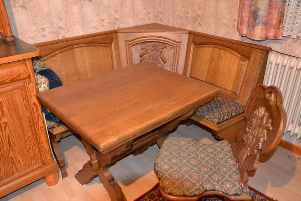 bank massiv neu und gebraucht kaufen bei. Black Bedroom Furniture Sets. Home Design Ideas