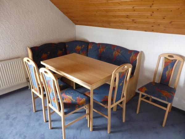 blaue eckbank neu und gebraucht kaufen bei. Black Bedroom Furniture Sets. Home Design Ideas
