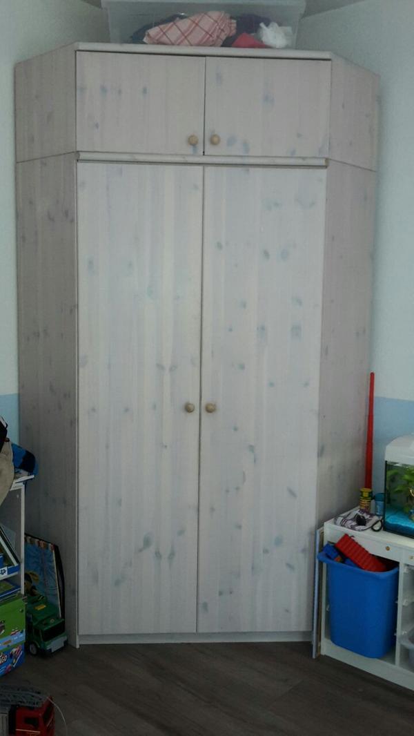Eckschrank Schlafzimmer Gebraucht : Jugendzimmer Massivholz Gebraucht Schlafzimmer  Schrank Ge Ucht
