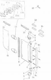 Edler Design-Badewannenaufsatz