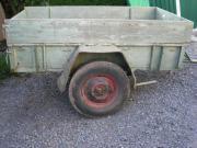 Einachanhänger, Traktoranhänger