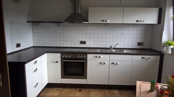 Ikea Kommode Zur Wickelkommode ~ Verkaufe meine Einbauküche wegen Umzug, die Küche besteht aus einer