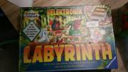 Elektonisches Labyrinth nichts