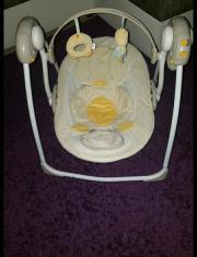 Elektrische Babywippe mit