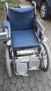 Elektrischer Meyra Rollstuhl