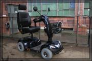 Elektro Behindertenfahrzeug, wie