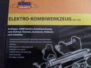 Elektro-Kombi-Werkzeug