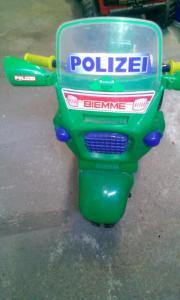 Elektro Motorrad für