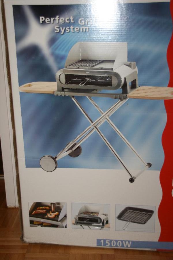 elektrogrill neu kaufen gebraucht und g nstig. Black Bedroom Furniture Sets. Home Design Ideas