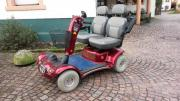 Elektromobil Doppelsitzer