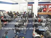 Elektromobile, Elektroscooter, Elektrorollstuhl