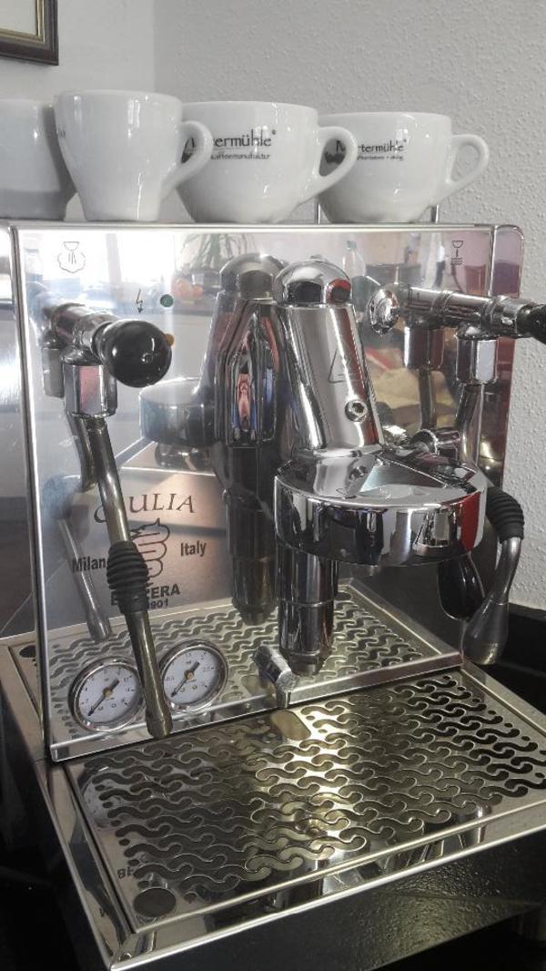 espressomaschine bezzera giulia in grafing kaffee. Black Bedroom Furniture Sets. Home Design Ideas