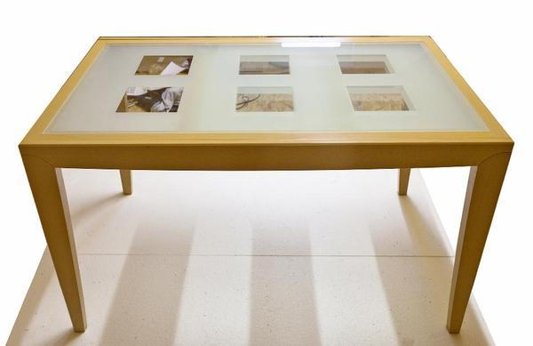 esstisch yellow m bel design idee f r sie. Black Bedroom Furniture Sets. Home Design Ideas
