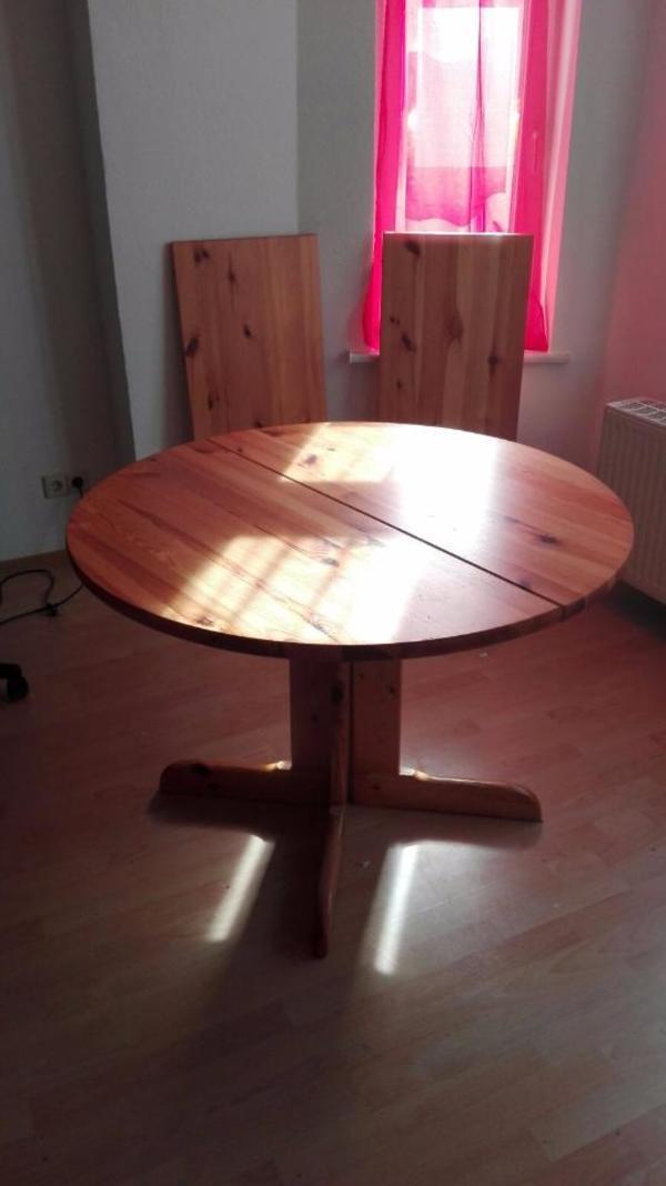 holztisch massiv neu und gebraucht kaufen bei. Black Bedroom Furniture Sets. Home Design Ideas