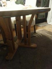 Esstisch Massivholz Tisch