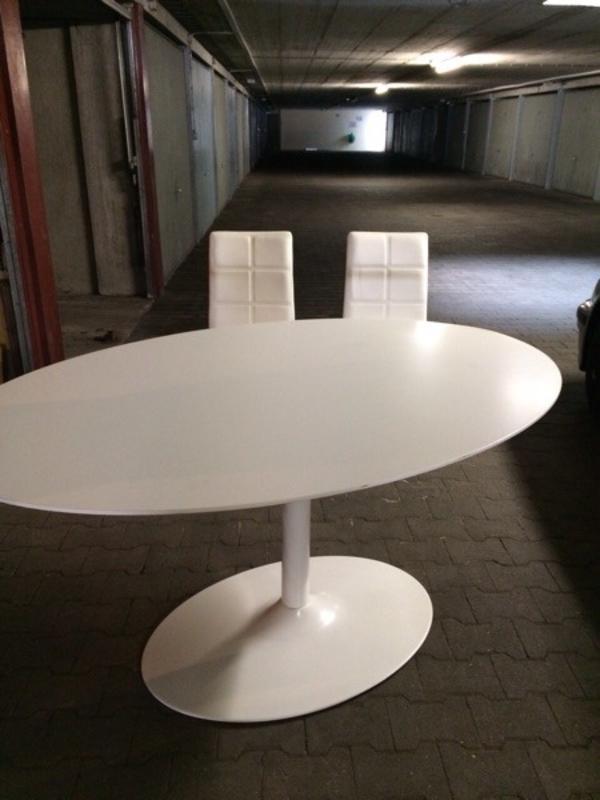 ovale esstisch neu und gebraucht kaufen bei. Black Bedroom Furniture Sets. Home Design Ideas