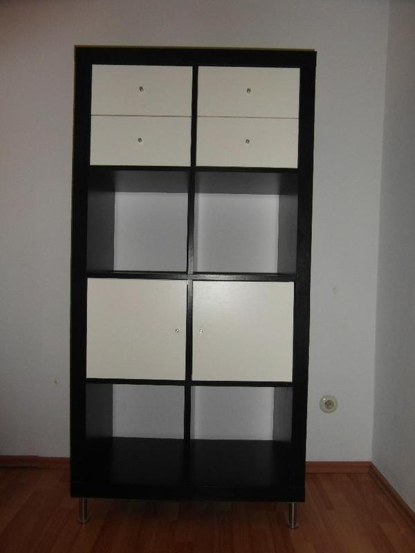 expedit ikea regal in heppenheim regale kaufen und verkaufen ber private kleinanzeigen. Black Bedroom Furniture Sets. Home Design Ideas