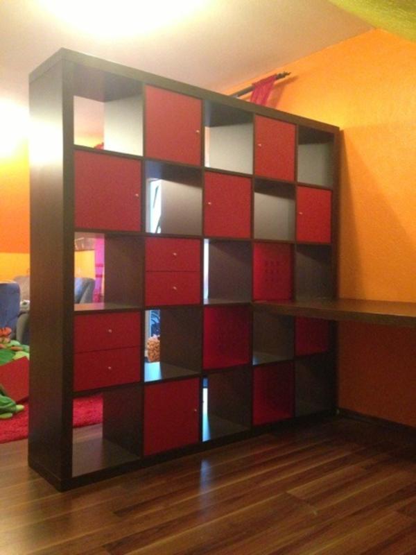 expedit regal verschiedene eins tze in altenstadt ikea m bel kaufen und verkaufen ber private. Black Bedroom Furniture Sets. Home Design Ideas