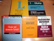 Fachwörterbücher
