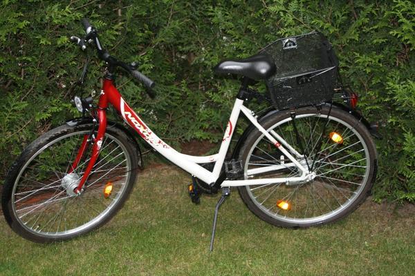 fahrrad 26 zoll m dchen 3 gang in seeheim jugenheim. Black Bedroom Furniture Sets. Home Design Ideas
