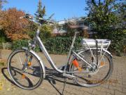 Fahrrad mit e-