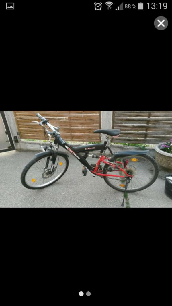 fahrrad mtb 26 39 zoll in bad sch nborn mountain bikes. Black Bedroom Furniture Sets. Home Design Ideas