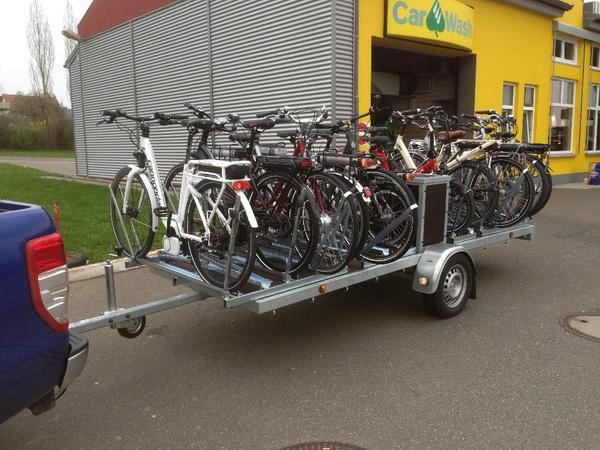 fahrrad transport anh nger in lippersdorf erdmannsdorf. Black Bedroom Furniture Sets. Home Design Ideas