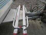 Fahrradtäger für Wohnwagendeichsel
