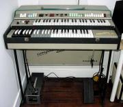 Farfisa Orgel Compact