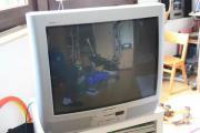 Fernseher )Liebhaberstück(