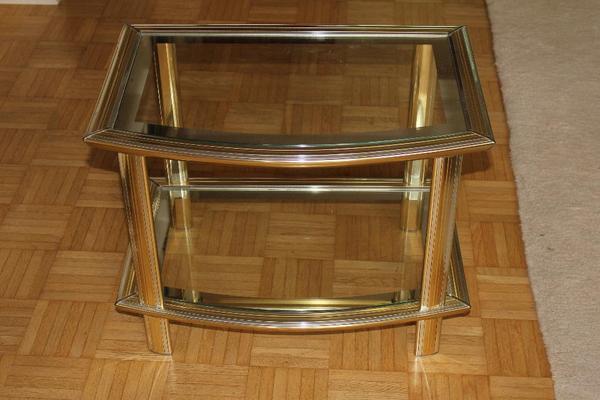 glas fernsehtisch neu und gebraucht kaufen bei. Black Bedroom Furniture Sets. Home Design Ideas